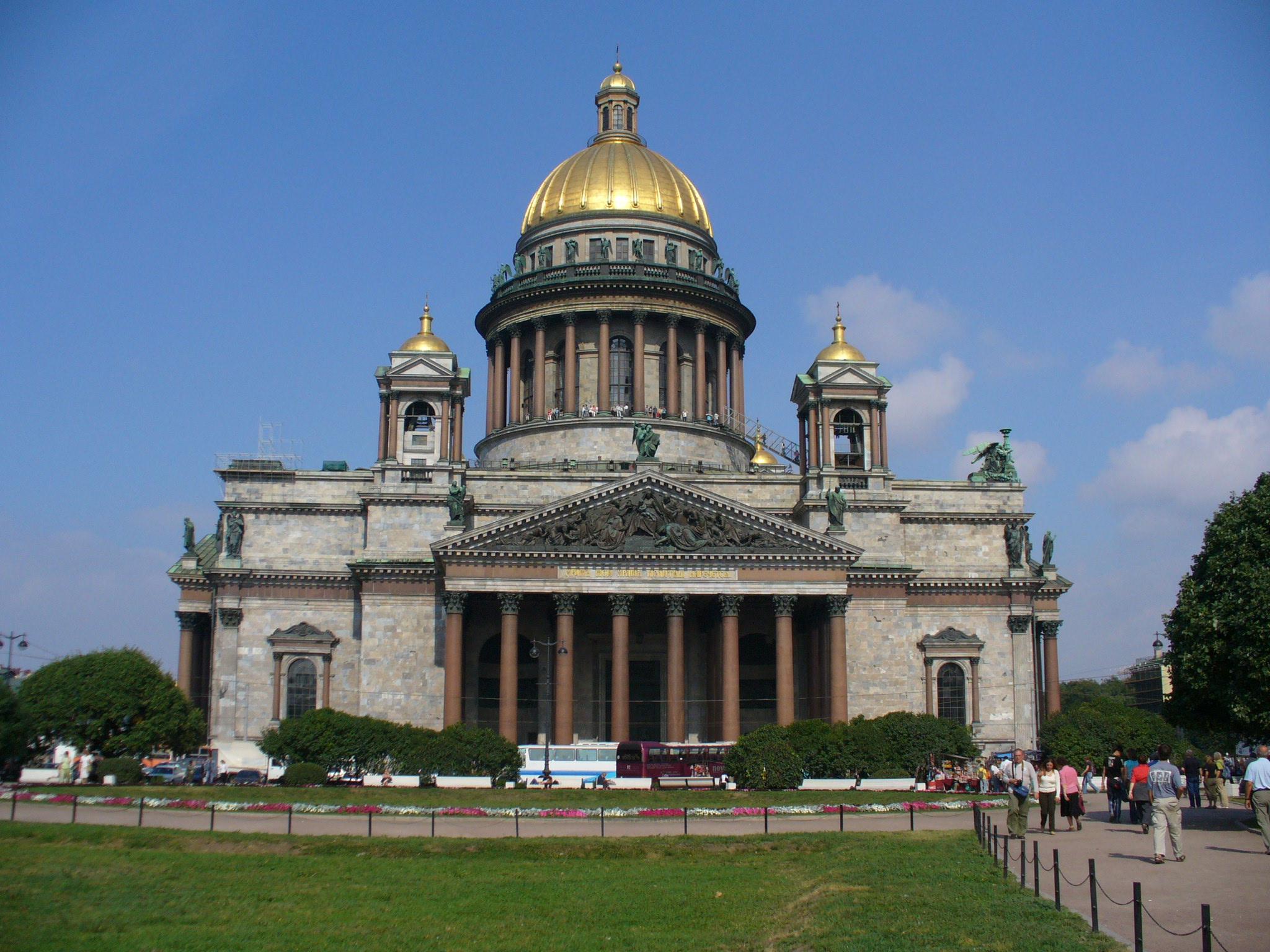 SAN PIETROBURGO – NOVGOROD – ITINERARI IN RUSSIA E NELL