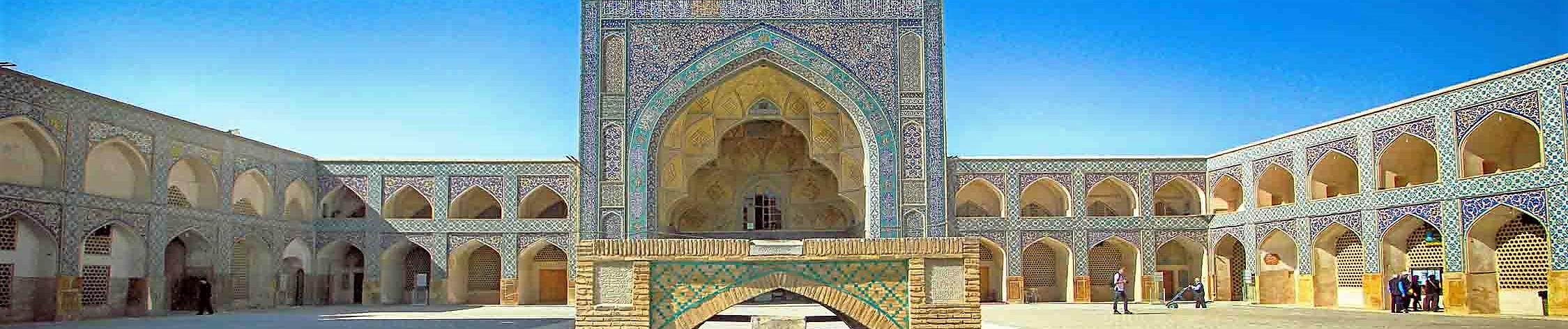 Iran ad agosto