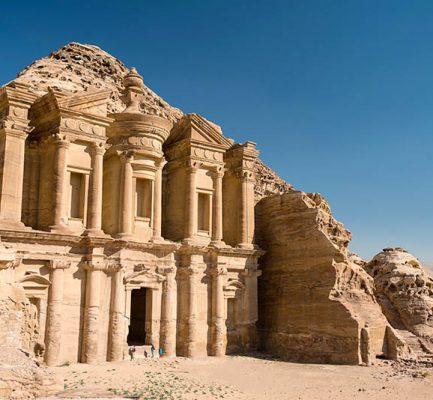 Viaggi • Giordania a fine anno