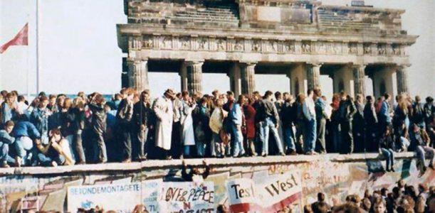 """""""L'inimmaginabile è accaduto"""": a 30 anni dalla caduta del Muro di Berlino"""