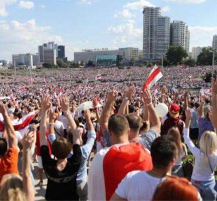 Appuntamenti • Bielorussia, la bella rivoluzione