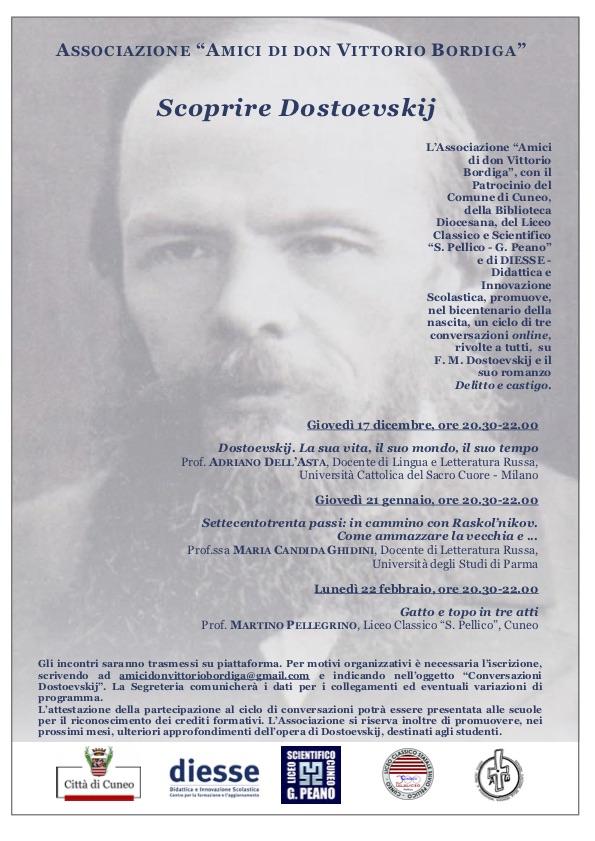 Scoprire Dostoevskij