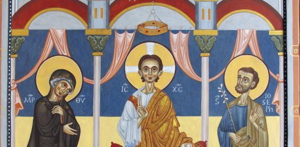 Mostra di icone sulla Santa Famiglia a Milano